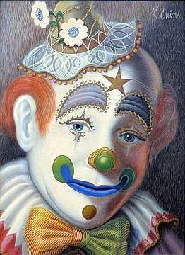 Au Cirque Peintures Dessins
