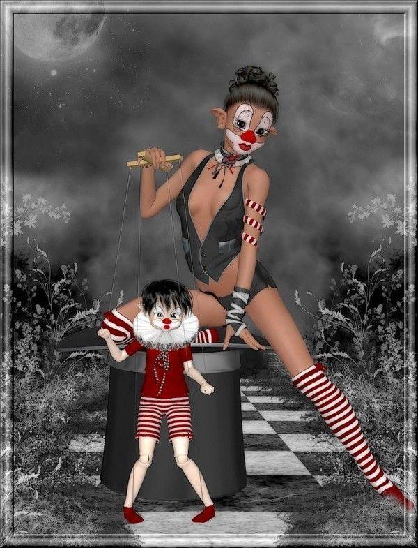 Les clowns  81479a6b