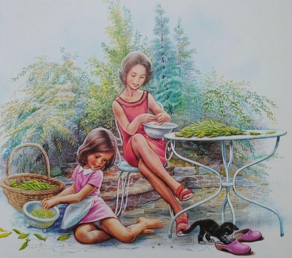 Souvenirs enfance avec martine - Martine fait la cuisine ...