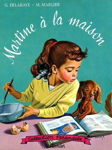 Souvenirs enfance avec martine page 27
