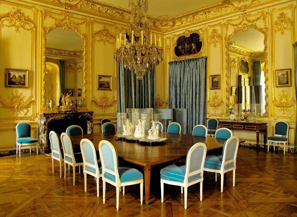 Chateau de versailles for Chateau de versailles interieur