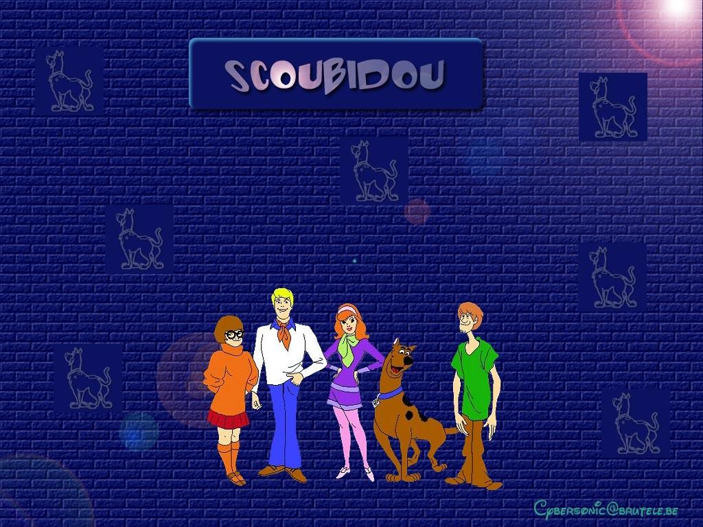 Personnages de dessins animes - Scoubidou personnages ...
