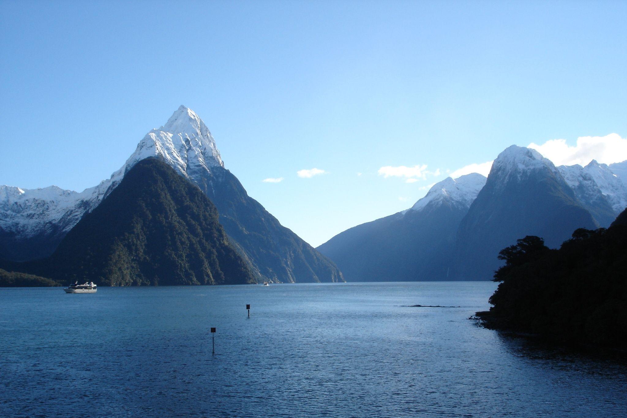 Nouvelle Zelande: La Nouvelle Zelande