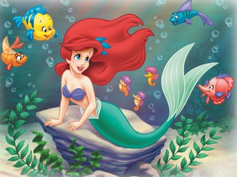 Walt disney la petite sirene page 2 - Ariel petite sirene ...