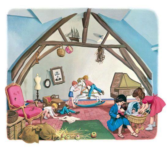 Souvenirs enfance avec martine page 17