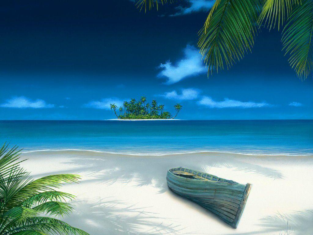 Iles paradisiaques for Photo nature hd gratuit